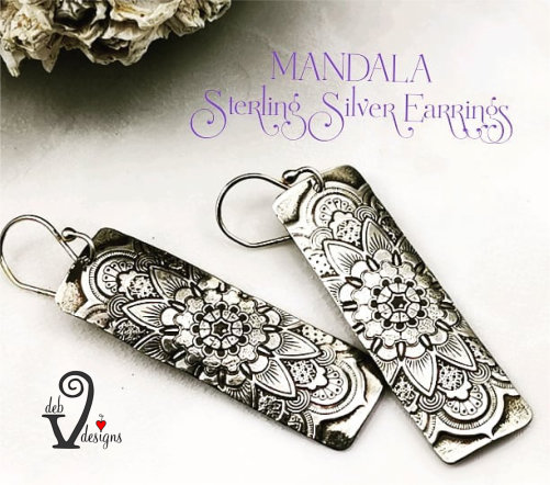 Sterling Silver Peas in a Pod